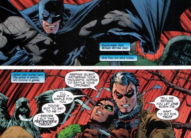15 лучших комиксов  о Бэтмене. Изображение № 26.