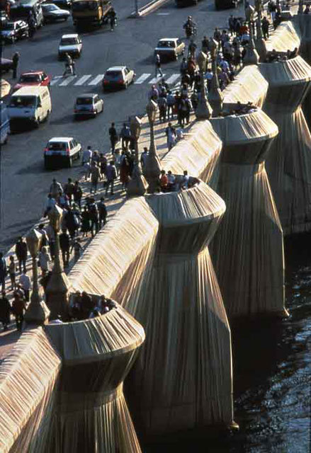 Christo and Jeanne Claude. Изображение № 15.