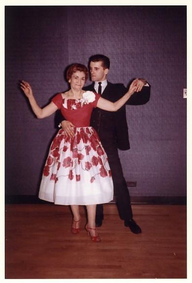Dance Lessons 1958–1962. Изображение № 13.