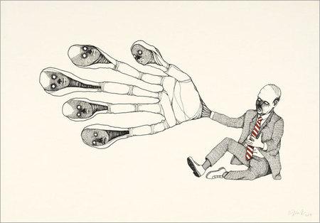 Фиктивная анатомия Джона Кейси. Изображение № 8.