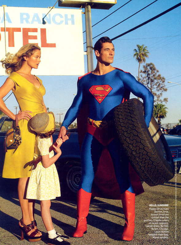 Супергерои в фотосъемках: 8 историй о тайне, подвигах и спасениях. Изображение № 42.