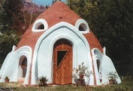 Проапокалиптический DIY - купол из мешков с землей - Earthbag building. Изображение № 16.