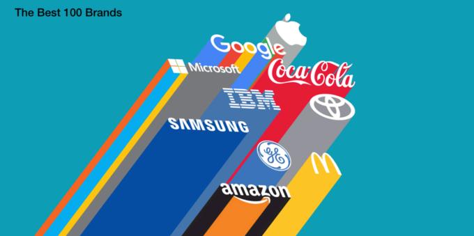 Apple и Google снова стали самыми дорогими брендами. Изображение № 1.