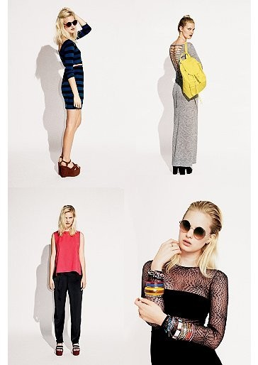 Лукбук: Urban Outfitters January 2012. Изображение № 9.