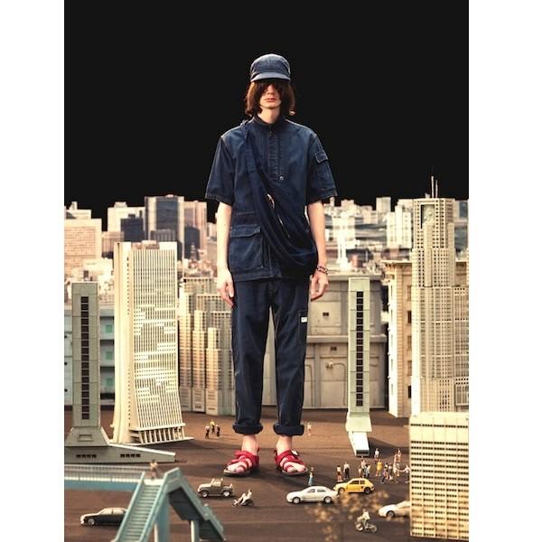Мужские лукбуки: Alexander McQueen, Burberry и Undercover. Изображение № 63.