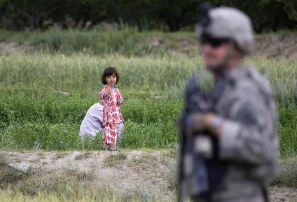 Афганистан. Военная фотография. Изображение № 94.