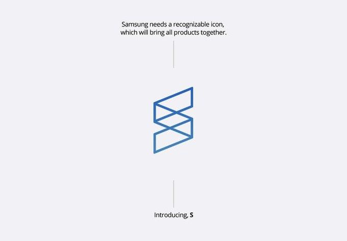 Дизайнер предложил ребрендинг Samsung . Изображение № 6.
