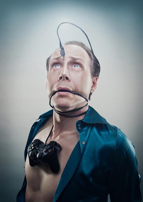 Изображение 32. Руад ДеЛон: эгоистичные автопортреты.. Изображение № 63.