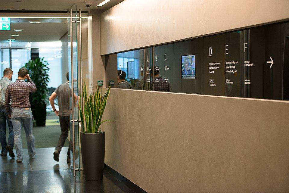 Что происходит в новом офисе Лаборатории Касперского. Изображение № 5.