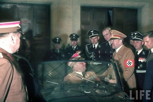 100 цветных фотографий третьего рейха. Изображение №68.