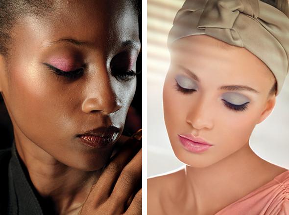 Изображение 9. Красная стрела: тенденции макияжа SS 2011.. Изображение № 8.
