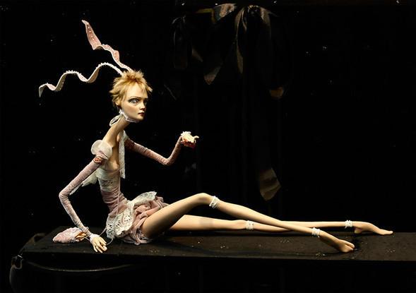 Арт-куклы неигрушки. Изображение № 7.
