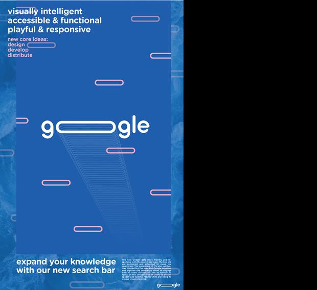 Студент предложил редизайн логотипа Google. Изображение № 6.