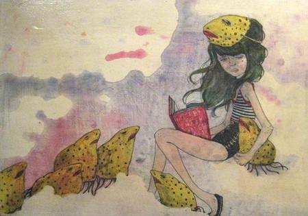 Nancie Yang ещеодно японское безумие. Изображение № 4.