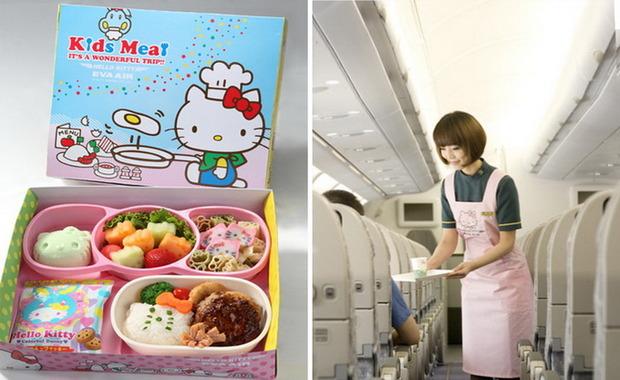 Самолет Hello Kitty. Изображение № 10.