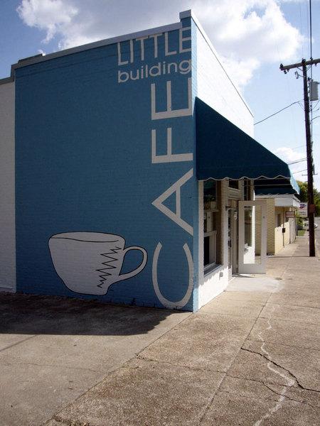 Little Building Cafe. Изображение № 2.