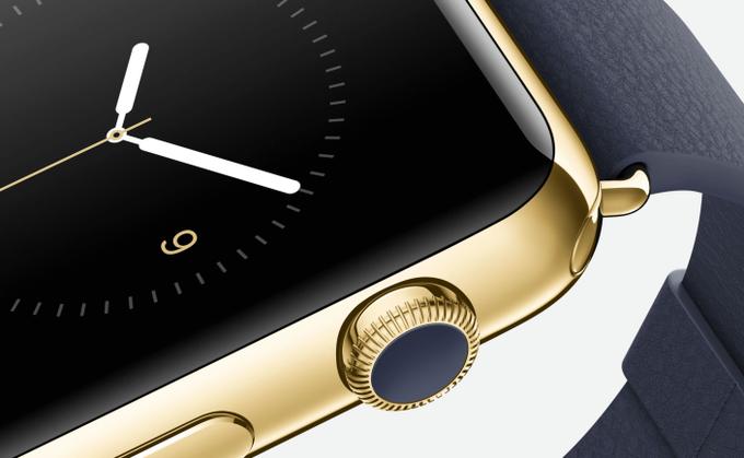 Слух: цена золотых Apple Watch может составить $5 тысяч. Изображение № 1.