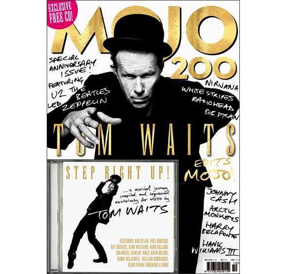 Том Уэйтс станет редактором юбилейного номера Mojo. Изображение № 1.
