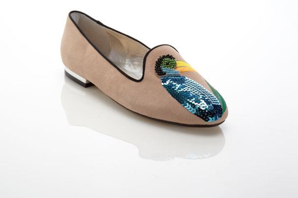 Айрис Апфель выпускает коллекцию обуви. Изображение № 6.