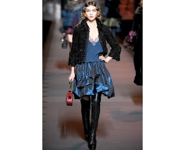 Показ Dior FW 2011. Изображение № 10.