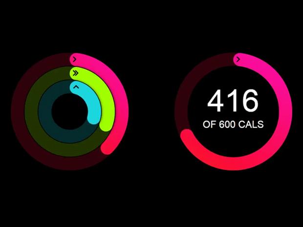 Как Apple Watch встретили на Behance и Dribbble. Изображение № 29.