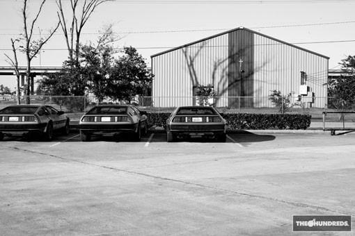 DeLorean. Автомобиль-легенда. Части 5 & 6. Конец. Изображение № 11.