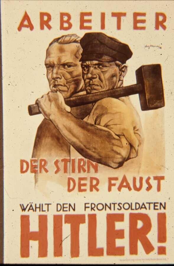 Все на выборы! Политическая реклама разных лет. Изображение № 34.