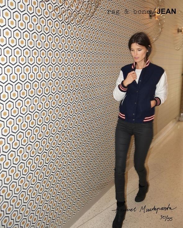 Кампания: Ханнели Мустапарта для Rag & Bone. Изображение № 48.
