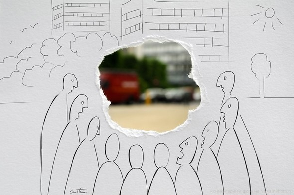 Изображение 13. КАРАНДАШ ПРОТИВ КАМЕРЫ.. Изображение № 18.