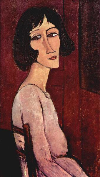 Amedeo Modigliani. Изображение № 10.