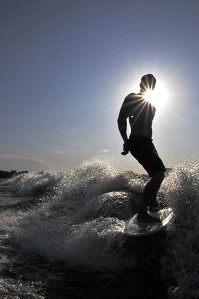 Юра Пашков о вейкбординге: «Просто купаешься, только быстро». Изображение № 5.