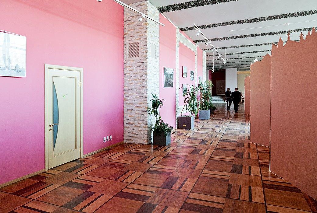 Фантастически красивые советские интерьеры в Культурном центре ЗИЛ. Изображение № 37.