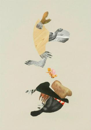 Клей, ножницы, бумага: 10 современных художников-коллажистов. Изображение № 67.