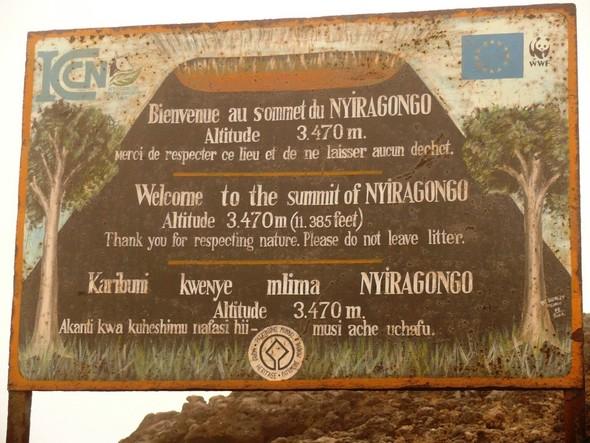 К центру Земли: вулкан Нирагонго в Демократической Республике Конго. Изображение № 7.