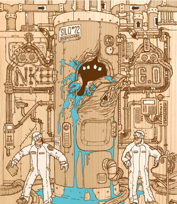Изображение 10. Работы Nemo Design для Nike 6.0.. Изображение № 2.
