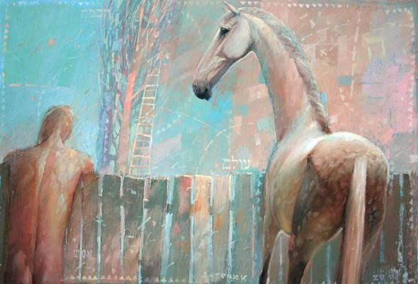 Украинский художник Александр Антонюк. Изображение № 7.