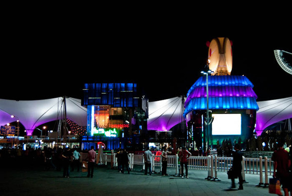 Шанхай Экспо за 2 дня. Изображение № 42.