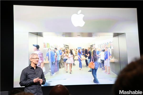 Трансляция: Apple представляет новые iPhone и другие продукты. Изображение № 36.