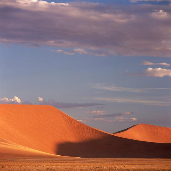 Геометрия. Намибийские дюны. Изображение № 4.