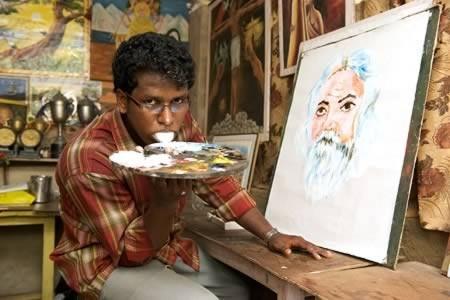 8 странных художников и их творений . Изображение №8.