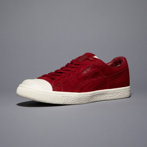 UNFTD x Puma Clyde Coverblock. Изображение № 11.