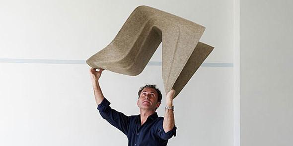 Изображение 4. Мебель из конопли от Werner Aisslinger.. Изображение № 4.