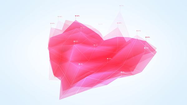 Facebook показал данные по взаимоотношениям пользователей. Изображение № 1.