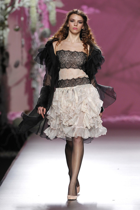 Madrid Fashion Week A/W 2012: Francis Montesinos. Изображение № 17.