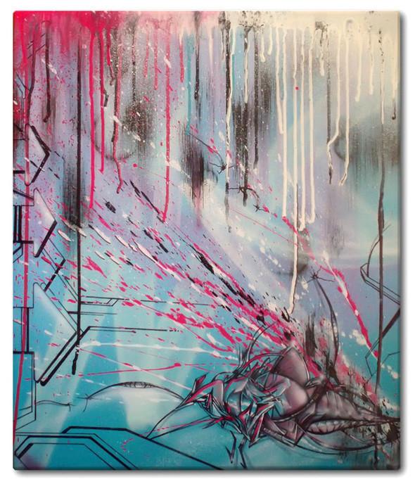Украинская граффити сцена. Экстраординарная философия. Изображение № 12.