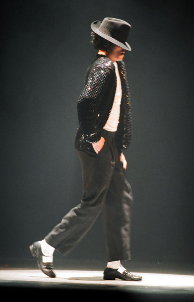 Michael Jackson, fashion icon. Изображение № 1.