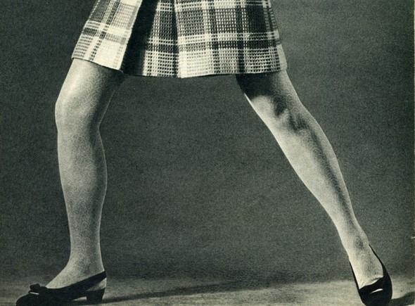 Почему мини? Или немного о модах и предпочтениях 1960-х. Изображение № 2.