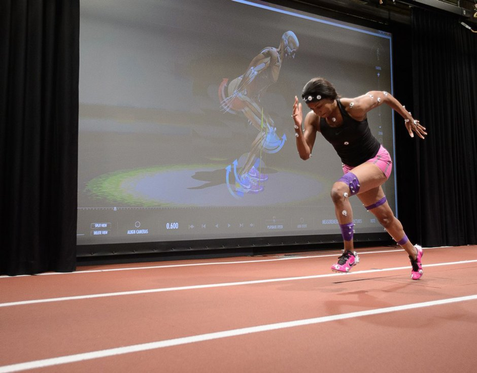 Что происходит в исследовательских лабораториях Nike. Изображение № 13.