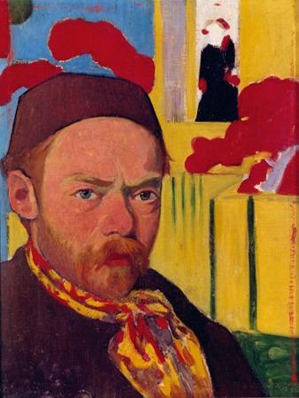 Мейер де Хан «Автопортрет». Изображение № 5.