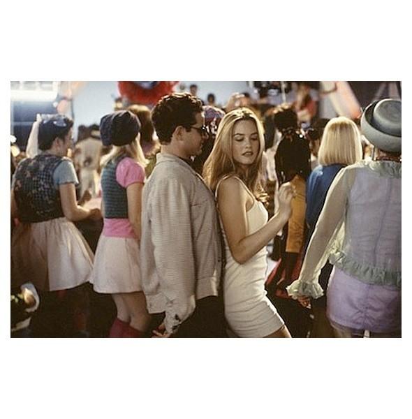 Calvin Klein переделает платье Шер из «Бестолкового». Изображение № 4.